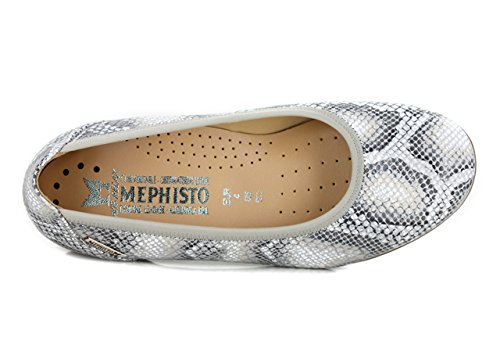 Mephisto - Emilie Liz 2305 Light Grey, Ballerine Donna Beige