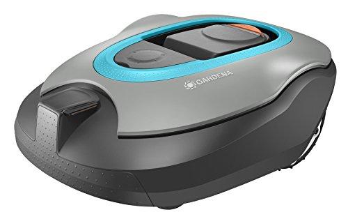 Gardena 4054-60 Robot Tosaerba Set Smart, SILENO+, fino a 1300 m²