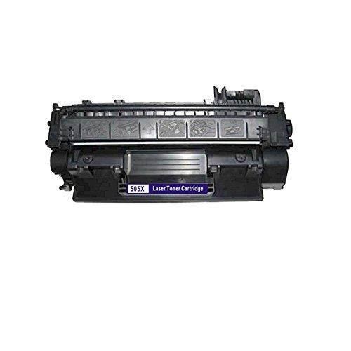 ' compatible HP 505X/280X cartucho de tóner para Impresora HP LaserJet Pro 400 M401a M401d M401n M401dn M401dw HP LaserJet Pro 400 M425dn M425dw HP P2030 2035 2035n P2050 2055d 2055n 2055 x Canon LBP6300dn LBP6650dn MF5870dnn