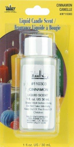 4 Unzen Kerze (Yaley Liquid Unzen Kerze Duft bottle-cinnamon, andere, mehrfarbig)