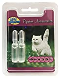 BPS Pipetas Repelentes para Perros Gatos Mascotas Antiparasitos Material Naturales (para Gato) BPS-4003