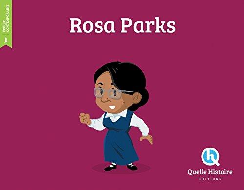 Rosa Parks par Clémentine V. Baron