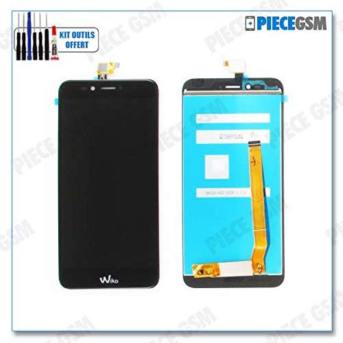 ECRAN LCD + VITRE Tactile pour WIKO UPULSE Lite + Outils + Colle