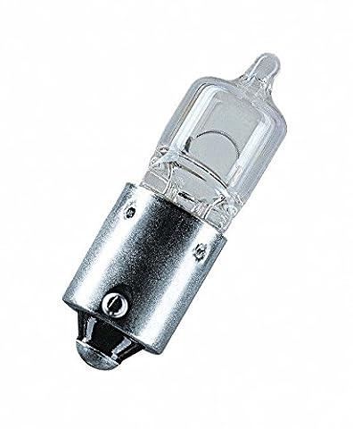Osram - BA9S Lampe Halogène HMB50 9,3x33 12v 5w Claire AC