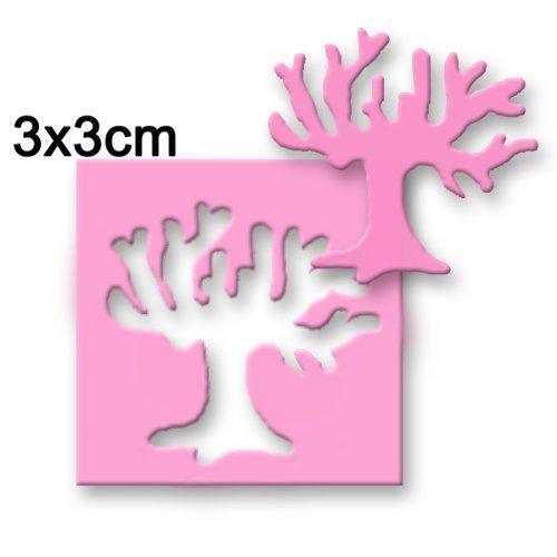 Motivlocher medium ~ 2,5 cm Baum