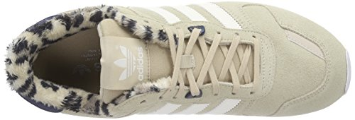 adidasZX 700 - Scarpe da Ginnastica Basse Donna Beige (Beige (Dust Sand S15-St/Off White/Night Indigo))