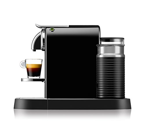 De'Longhi Citiz & Milk EN 266.BAE – coffee machine with cappuccinatore – 19 bar