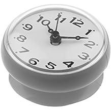 Suchergebnis auf Amazon.de für: Uhr Wanduhr Baduhr mit Saugnäpfen