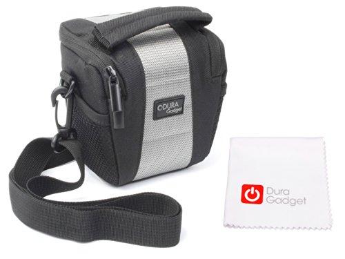 DURAGADGET Tasche mit Schultergurt und Tragegriff der Marke Amazon Echo Dot | Echo Dot (2nd Generation) Lautsprecher