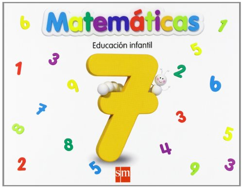 Matemáticas 7. Educación Infantil - 9788467551860 por María Gregoria Martín