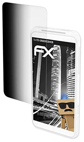 atFolix Blickschutzfilter für MobiWire Dakota Blickschutzfolie, 4-Wege Sichtschutz FX Schutzfolie