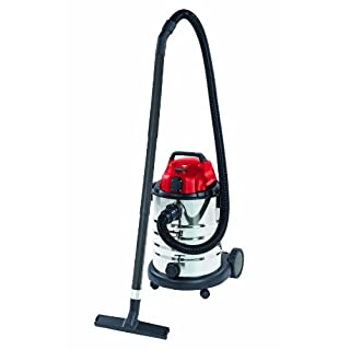Einhell TE-VC 1930 SA Wet and Dry Vacuum Cleaner with Power Take Off, 1500 Watt, Multi-Colour