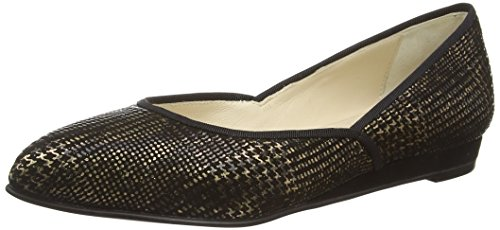Paco Gil P2927, Decolleté chiuse donna, Oro (Gold (Bronze/Black)), 38.5