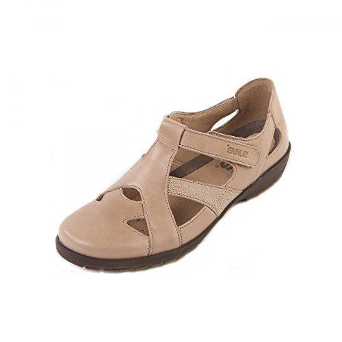 suave-trouser-shoes-casual-comfort-jacky-beige-4