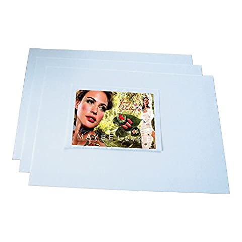 100 Sheets A4 Dye Sublimation Heat Transfer Paper for Mugs Plates Tiles Printing