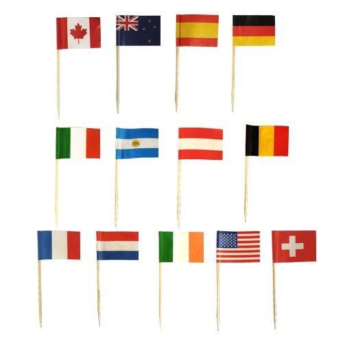 (Flaggenpicker / Deko-Picker