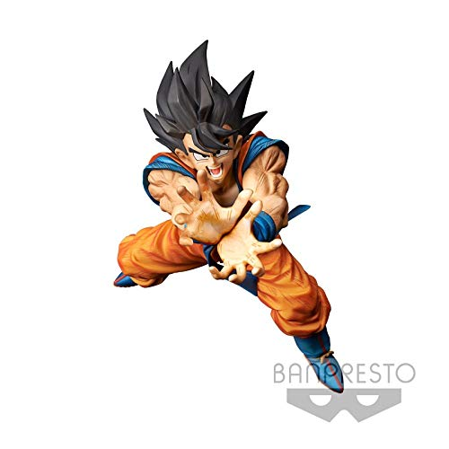 DRAGON BALL Z Collection Figure GOKU Kamehameha KAME HAME HA 20cm - BANPRESTO Japan DRAGONBALL