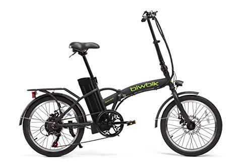 Vélo électrique pliant Biwbik Book 300 Batterie Lithium Ion 36 V 10 Ah