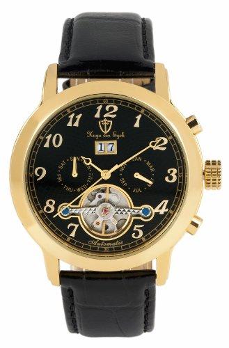 Hugo von Eyck orologio da uomo automatico Zepheus HE109-222