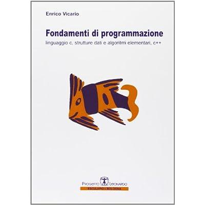 Linguaggi Di Programmazione Principi E Paradigmi Pdf