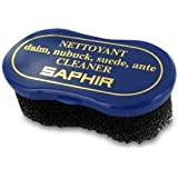 SAPHIR Eponge Nettoyante Daim Nubuck Velours, 1 Unité