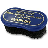 Saphir Eponge Nettoyante Daim Nubuck Velours