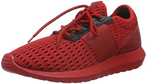 Tamboga 1046, Baskets Basses Mixte Adulte Rot (Red 02)