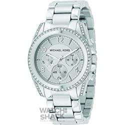 MK5165 Ladies Michael Kors Chronograph Watch