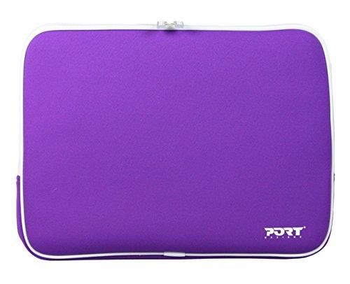 Miami Notebook Skin (Port Designs Miami Skin Purple 13.3'' Notebook Tasche Neopren Purple)