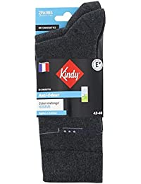 Chaussettes anti-odeur vendues par lot de 2 de paires fabriquées en France