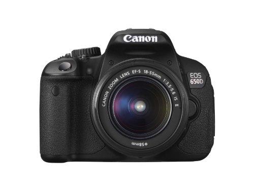 Canon EOS 650D SLR Digitalkamera_4