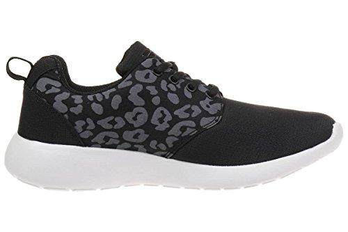 5fe76f85da52a1 ... Fila Alva Low W Damen Run Laufschuh Running Women Sneakers schwarz  Schwarz ...