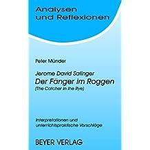 Suchergebnis auf Amazon.de für: Der Fänger im Roggen (Salinger ...
