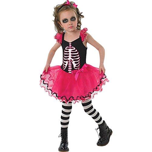 Skull Tutu - Kids Costume 3 - 4 -