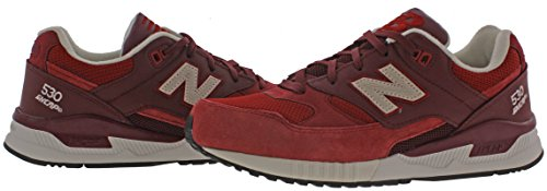 New Balance M530 OXC M530OXC, Basket OXB red