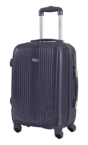 Valise trolley cabine 55cm - ALISTAIR Airo - ABS ultra...