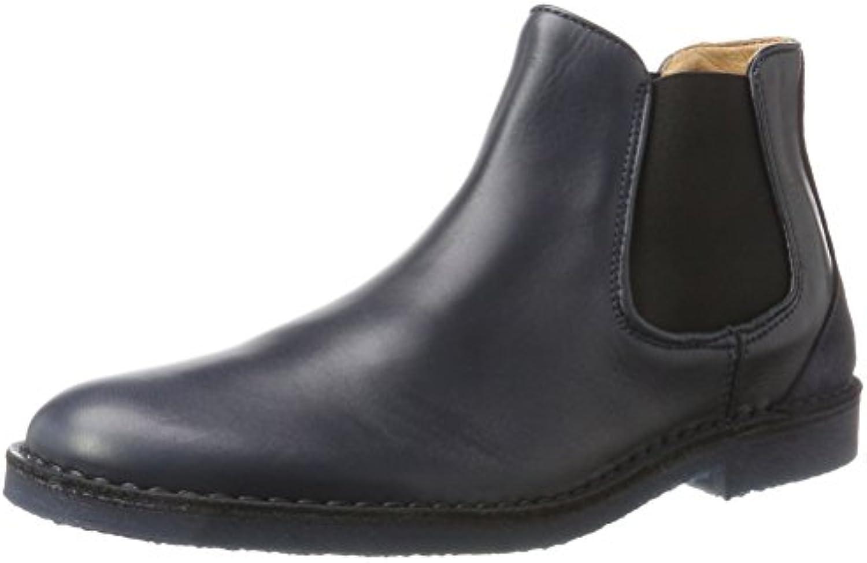 SELECTED Shhroyce Leather avvio, Stivali Chelsea Uomo | Sensazione Di Comfort  | Uomo/Donne Scarpa
