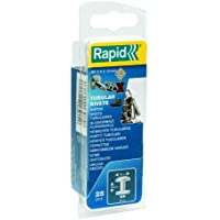Rapid 5000416 - Rivetti tubolari 9 x 3 x 13mm e testa 3 x 10mm