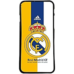 Funda carcasa para móvil escudo real madrid club de futbol compatible con Samsung Galaxy j5 (2016)