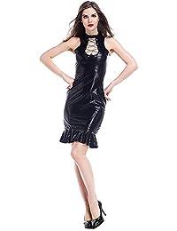78b0b08e9907 Amazon.it  vernice - Vestiti   Donna  Abbigliamento