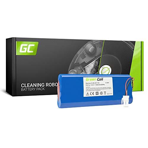 Green Cell® Aspirapolvere Batteria per Samsung Navibot SR9630 (Ni-MH pile 3.5 Ah...