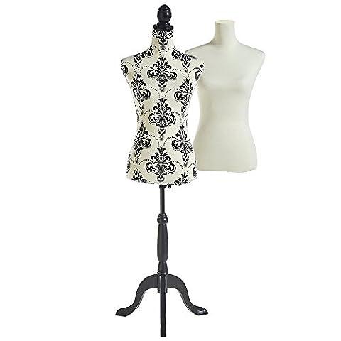 Buste Mannequin - Beautify Mannequin/Buste de Couture Femme Taille 36/38