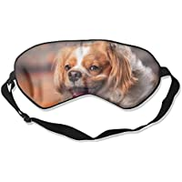 Eye Mask Eyeshade Cute Dog Face Sleep Mask Blindfold Eyepatch Adjustable Head Strap preisvergleich bei billige-tabletten.eu