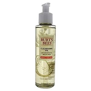 Burts Bees huile démaquillante de noix de coco & Argan Oils