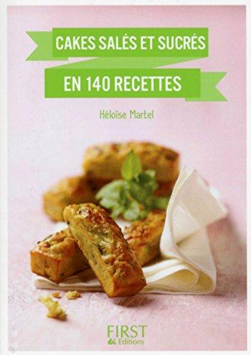 Petit Livre de - Cakes salés et sucrés en 130 recettes