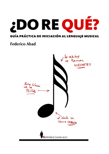 Do Re Que? (Manuales (berenice)) por Federico Abad