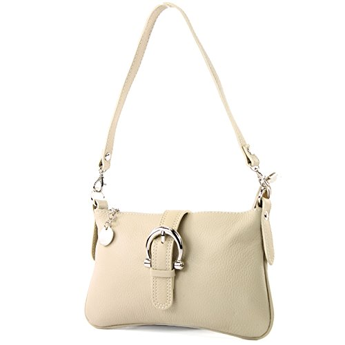 Made Italy, Borsa a tracolla donna Hellbeige