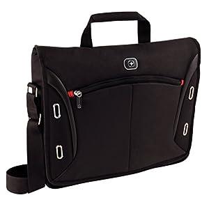 Wenger 600665 Developer – Mochila con Compartimento Acolchado para portátiles (15.4″) Color Negro