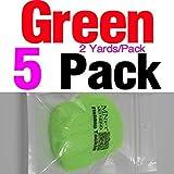 Sellify 5 Packungen Eiergarn für Forellen, Angeln,