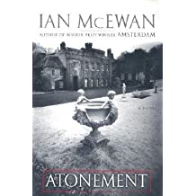 By Ian McEwan ( Author ) [ Atonement By Mar-2002 Hardcover